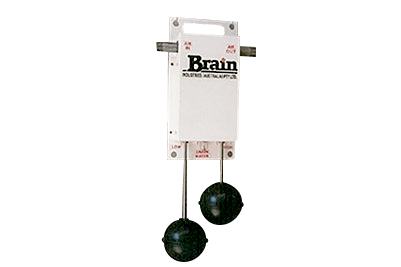 Brain Industries air operated float switch