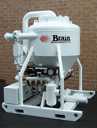 Brain Industries Airloader PD4x4 (500) Pump