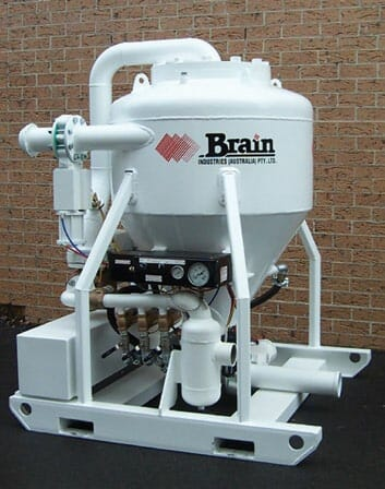 Brain Industries PD4x4 (500) Airloader Pump