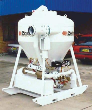 Brain Industries's PD6x6 (1800) Airloader Pump