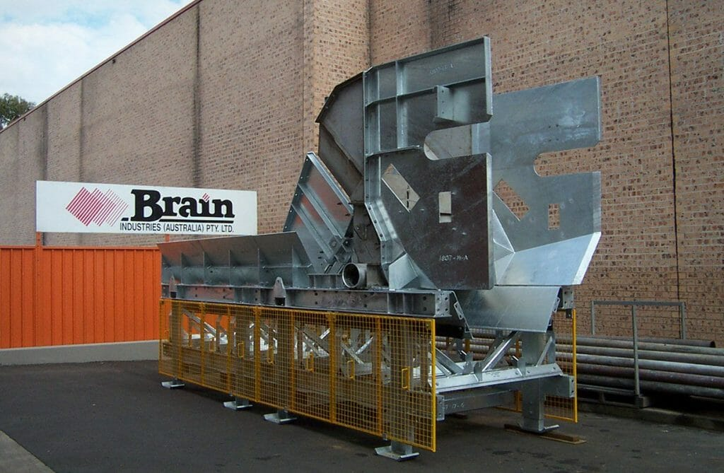 brain industries dewatering system