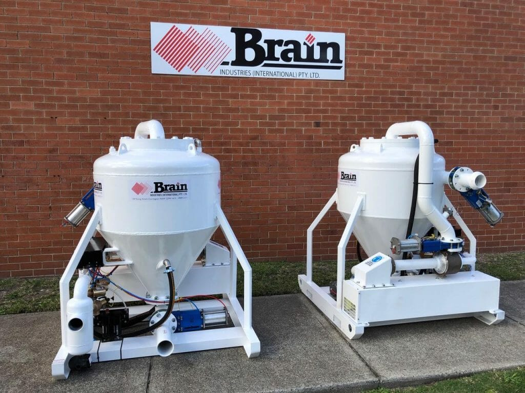 Brain Industries's Airloader pumps off to Africa
