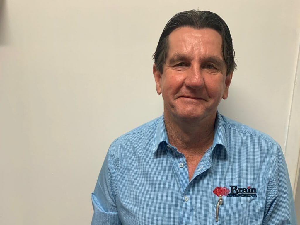 Tom Pattison is Brain Industries' Conveyor Lagging Product Manager