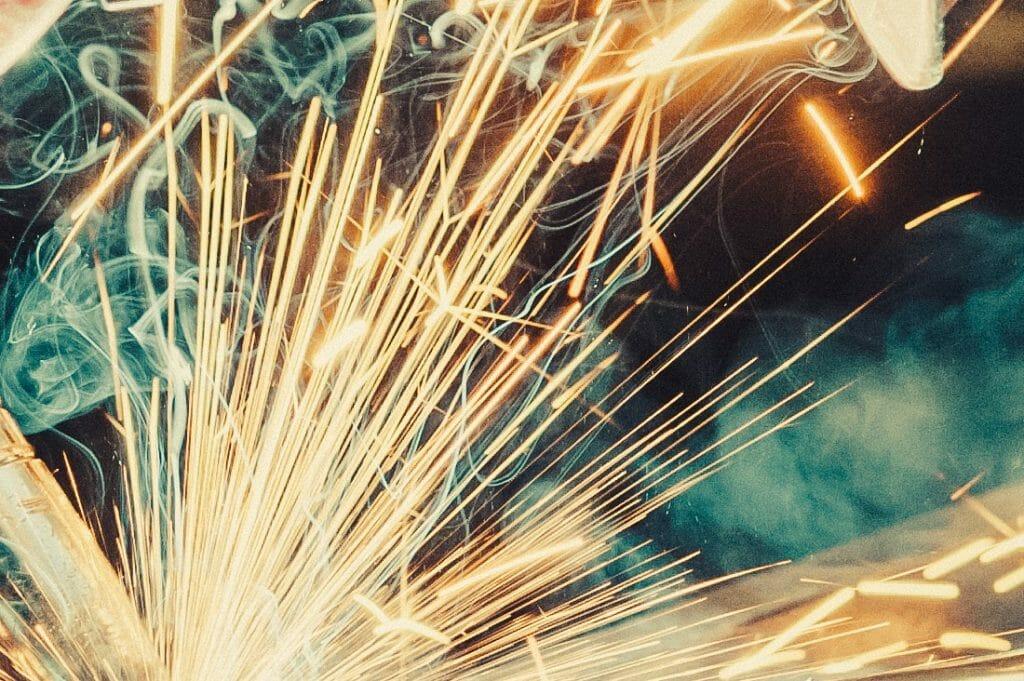 Brain Industries Fabrication Welding Industrial Workshop