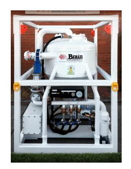 brain industries airloader pump