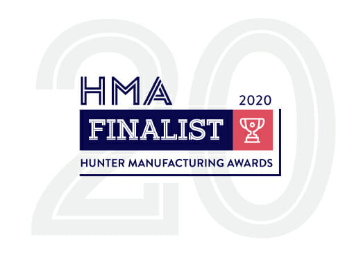 Brain Industries is a 2020 Hunter Manufacturing Awards finalist