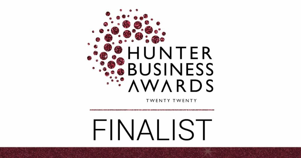 Brain Industries is a 2020 Hunter Business Awards finalist
