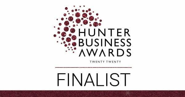 Brain Industries is a 2020 Hunter Business Awards finalist