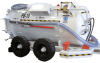 Brain Industries Self-filling tanker equipment for hire